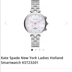 Kate spade New York  Ladies Holland Smart watch